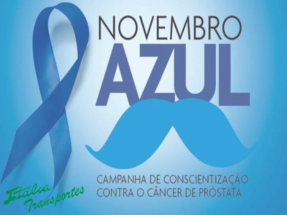 Novembro Azul - Participe Você Também.